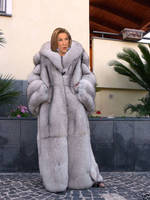 Madame President Fiorina Shops For Blue Foxes by FurLover01