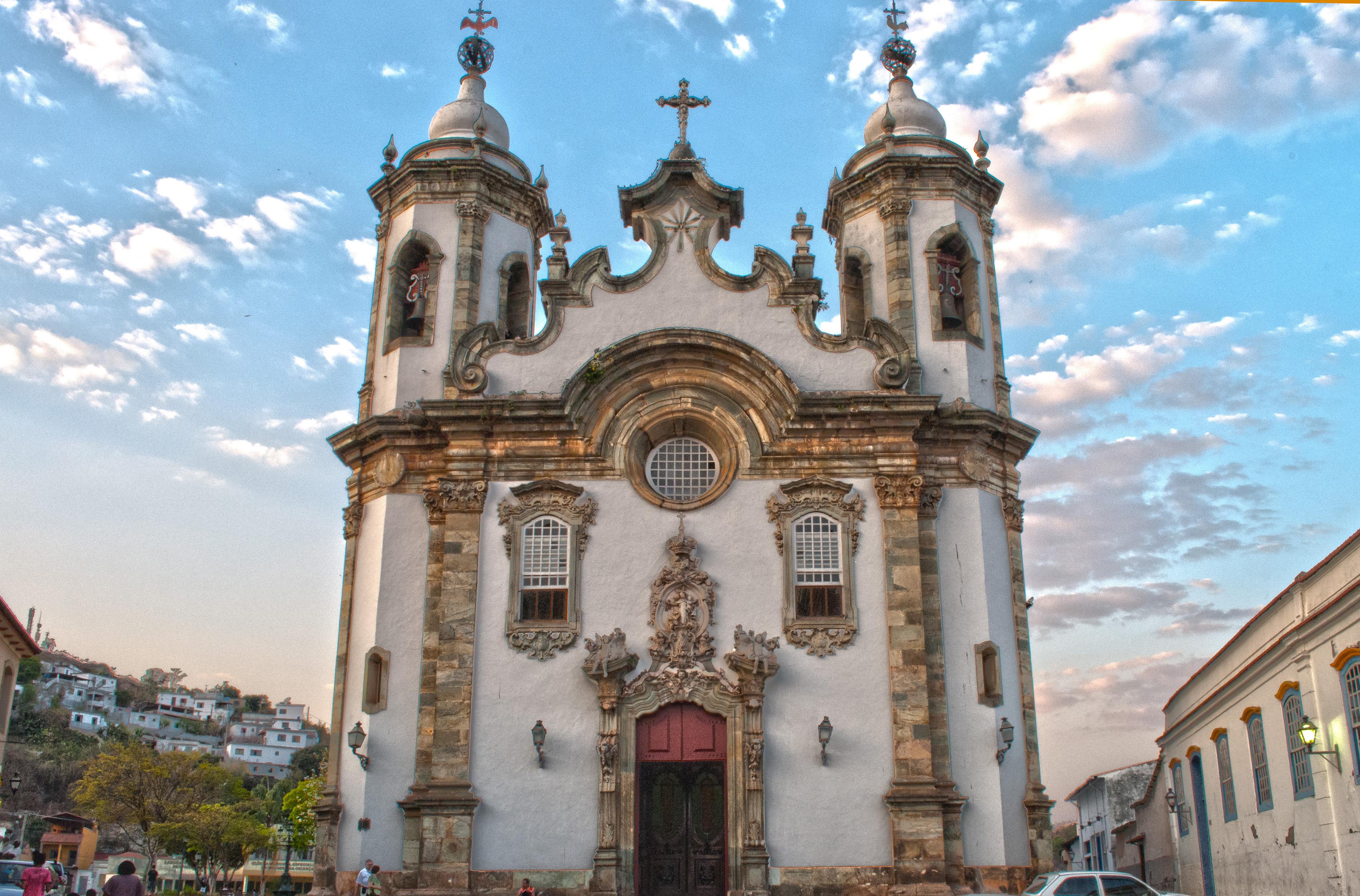 Igreja do Carmo - HDR - 3 by ivanicska