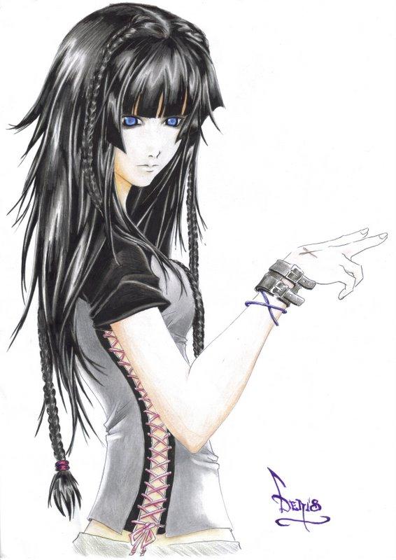 Minha morte by Archiri