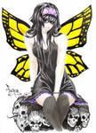 borboleta by Archiri