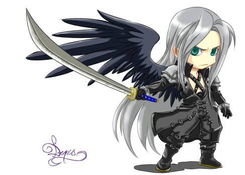 Sephiroth Fanart