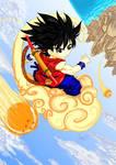 Fanart Goku