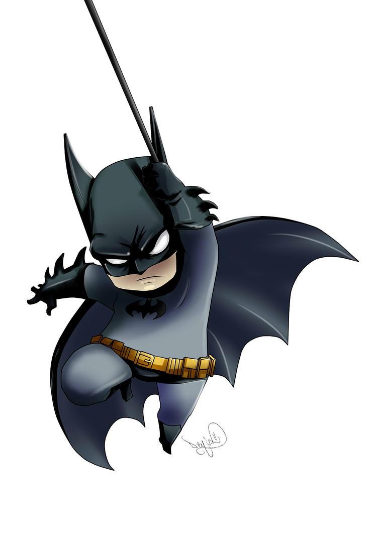 Batman CHIBI by Archiri on DeviantArt