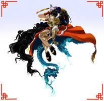 Goddess by Archiri