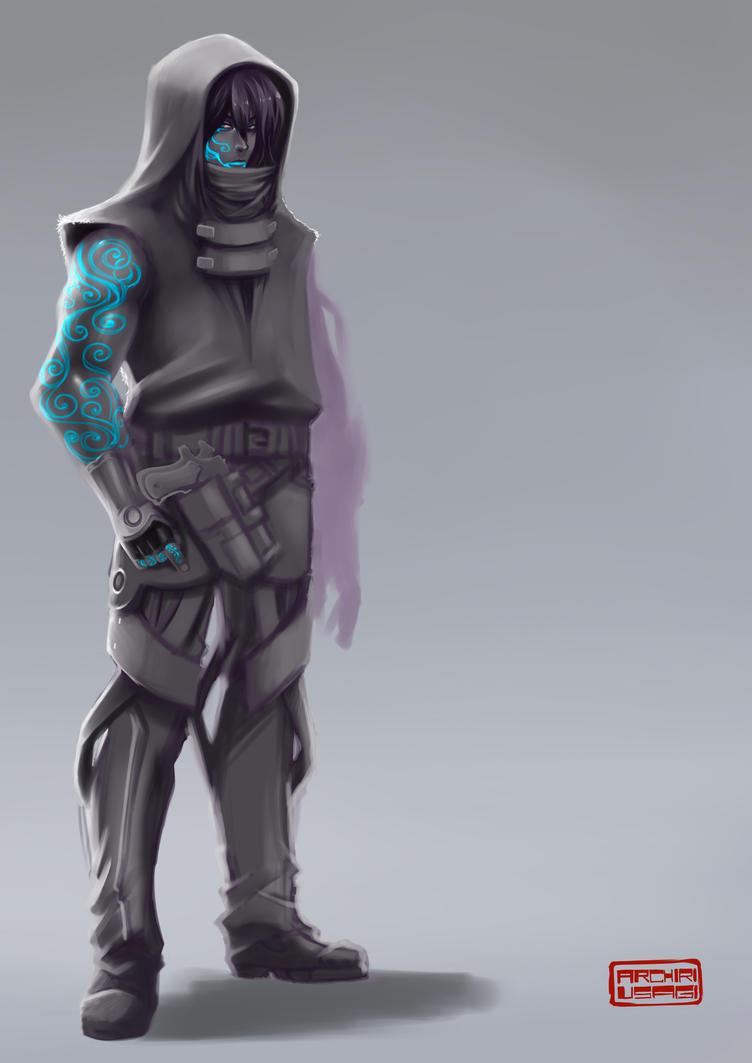 Cyborgue by Archiri