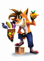 CrashBandicootEternal by Archiri