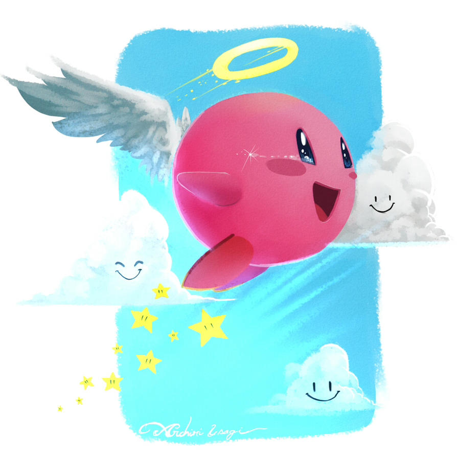 Kirby by Archiri