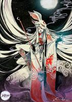 akai usagi by Archiri