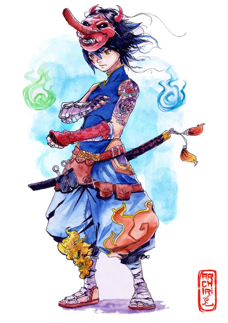 Ranger by Archiri