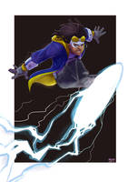 Static Shock by Archiri