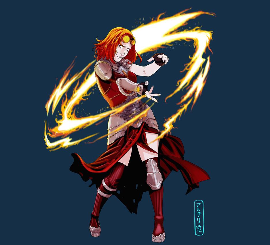 Chandra by Archiri