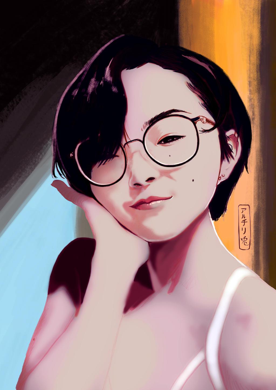 Portrait by Archiri