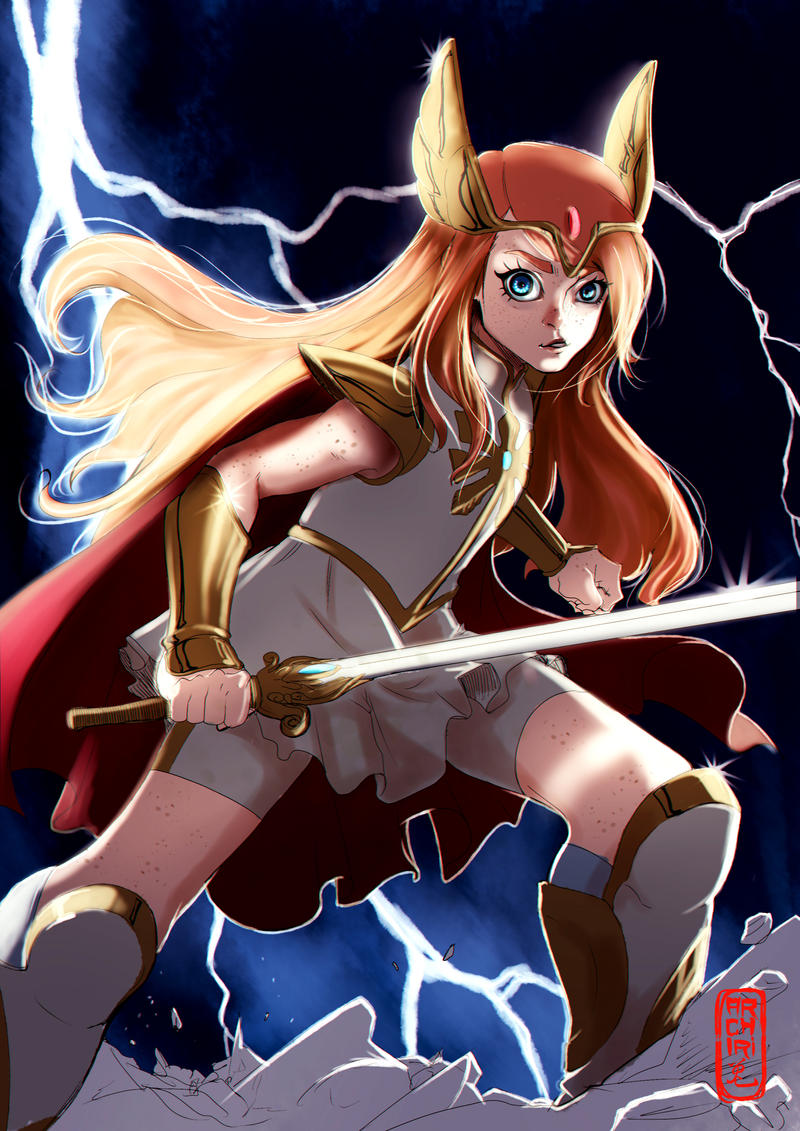 She Ra by Archiri