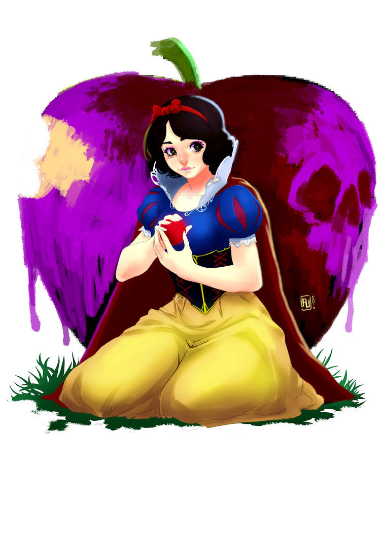 Snow White by Archiri