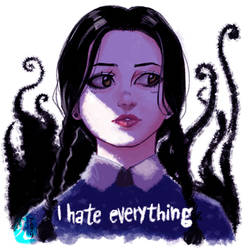 I hate everything by Archiri