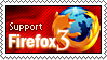 Firefox 3 by NorthBlue