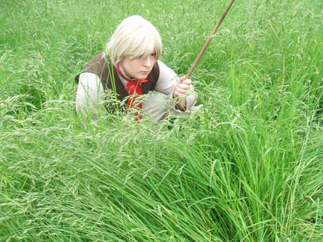 Baby Finland:  Hunting
