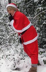 Santa Finland: Shhh!