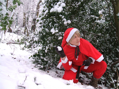 Santa Finland: Fight!