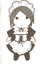Misaki-Kaichou wa maid-sama by Oki-chan17