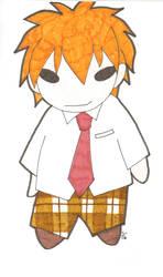 Usui-Kaichou wa Maid-sama by Oki-chan17