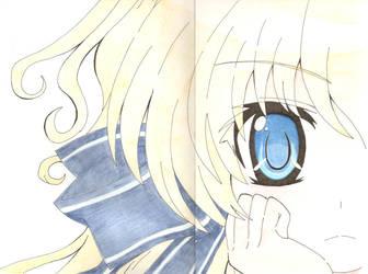 Mirada perdida by Oki-chan17