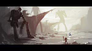Journey and Discovery by KaelNgu