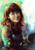 Wan Wei by KaelNgu