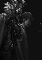Solemn by KaelNgu