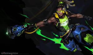 Overwatch Lucio