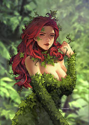 Poison Ivy by KaelNgu
