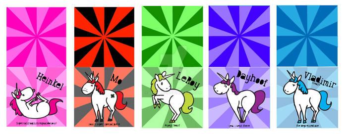 Unicorn Pieces