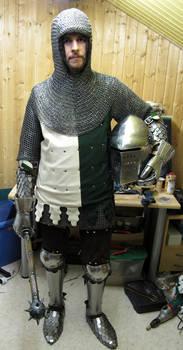 Early 14th century knight