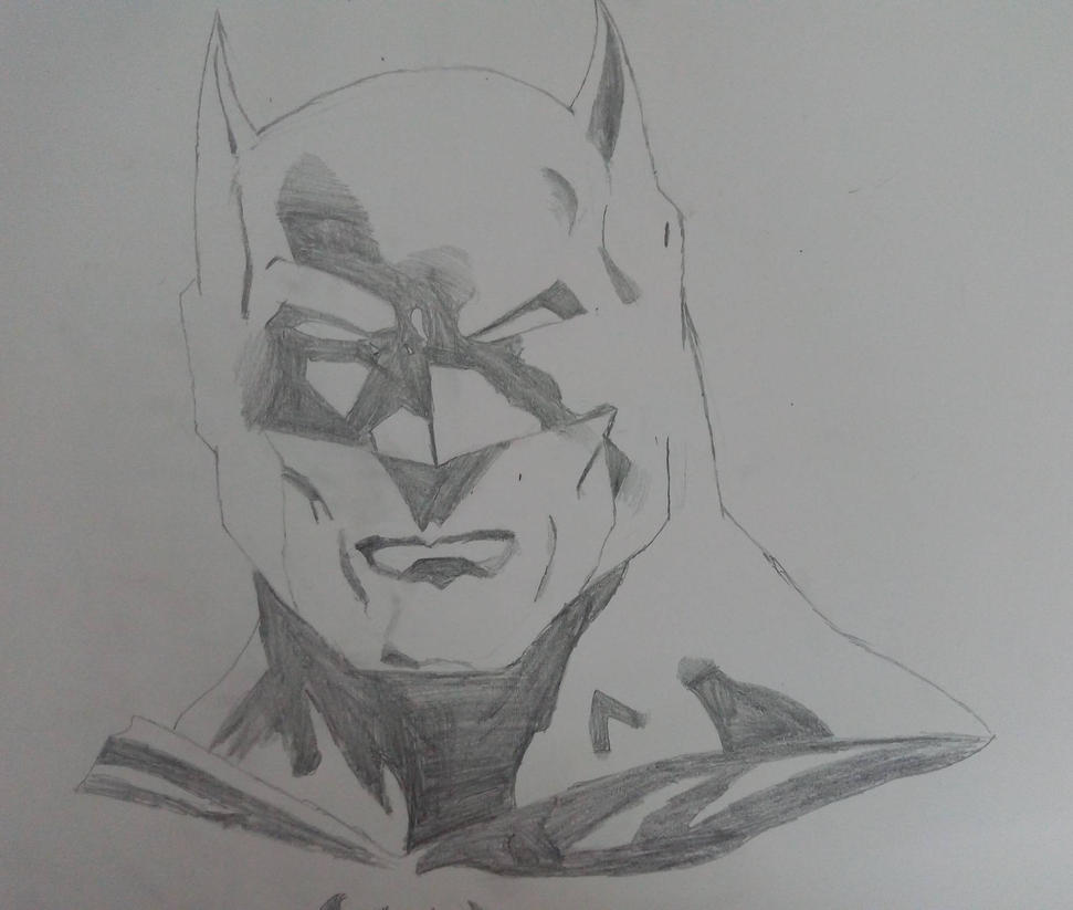 Batman from new 52 by dicktator05