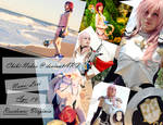 Cosplay Collage ID by xAkiRose