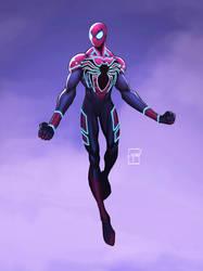 Spider-Man FanArt by EmanueleEramoArt