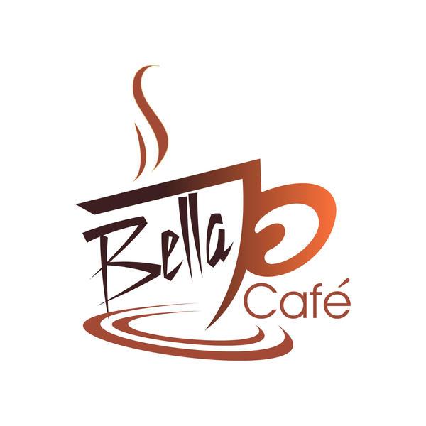 Http Yasserdesigns Deviantart Com Art Logo Cafe 132886372