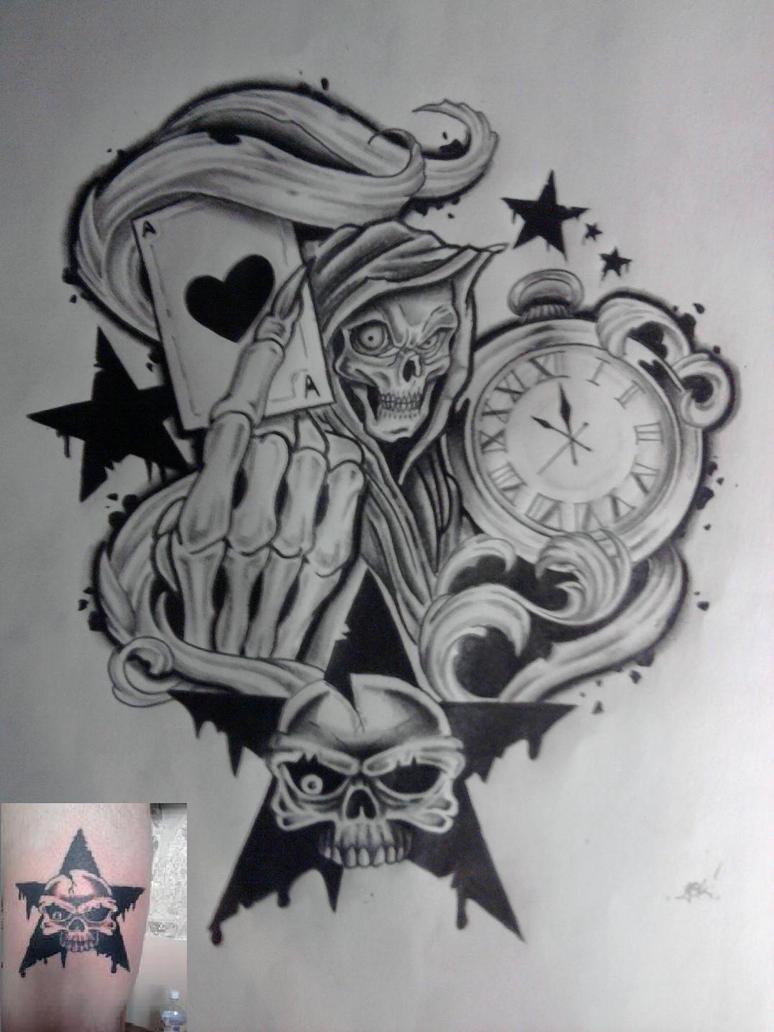 Time To Die By Karlinoboy On DeviantArt