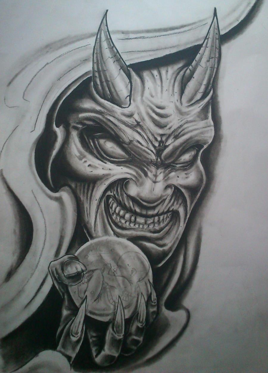demon by karlinoboy on DeviantArt