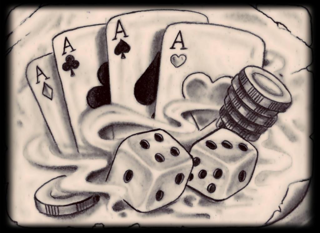 Gambling By Karlinoboy On DeviantArt