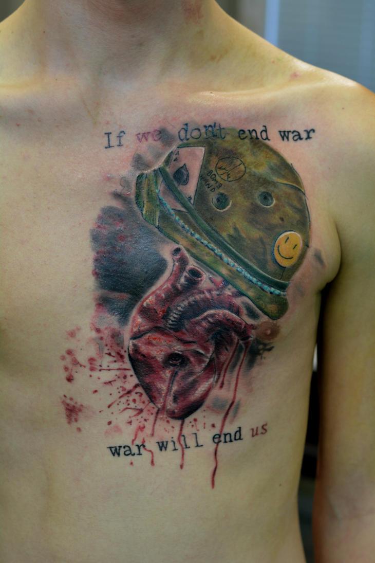 end war by karlinoboy