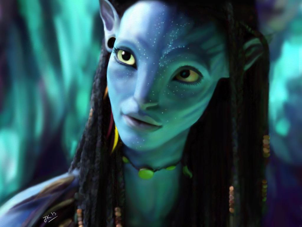 Neytiri Avatar Movie Quotes. QuotesGram