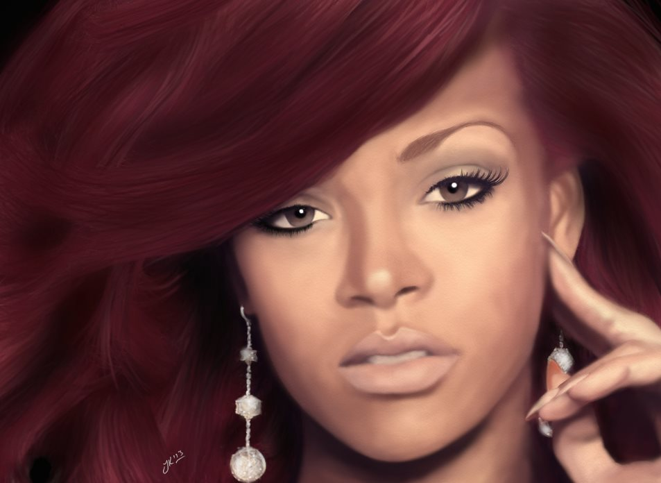 Rihanna by Jake-Kot