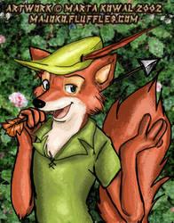 Robin Hood XD by majoko