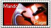 Mandolin Stamp by myartgoespop