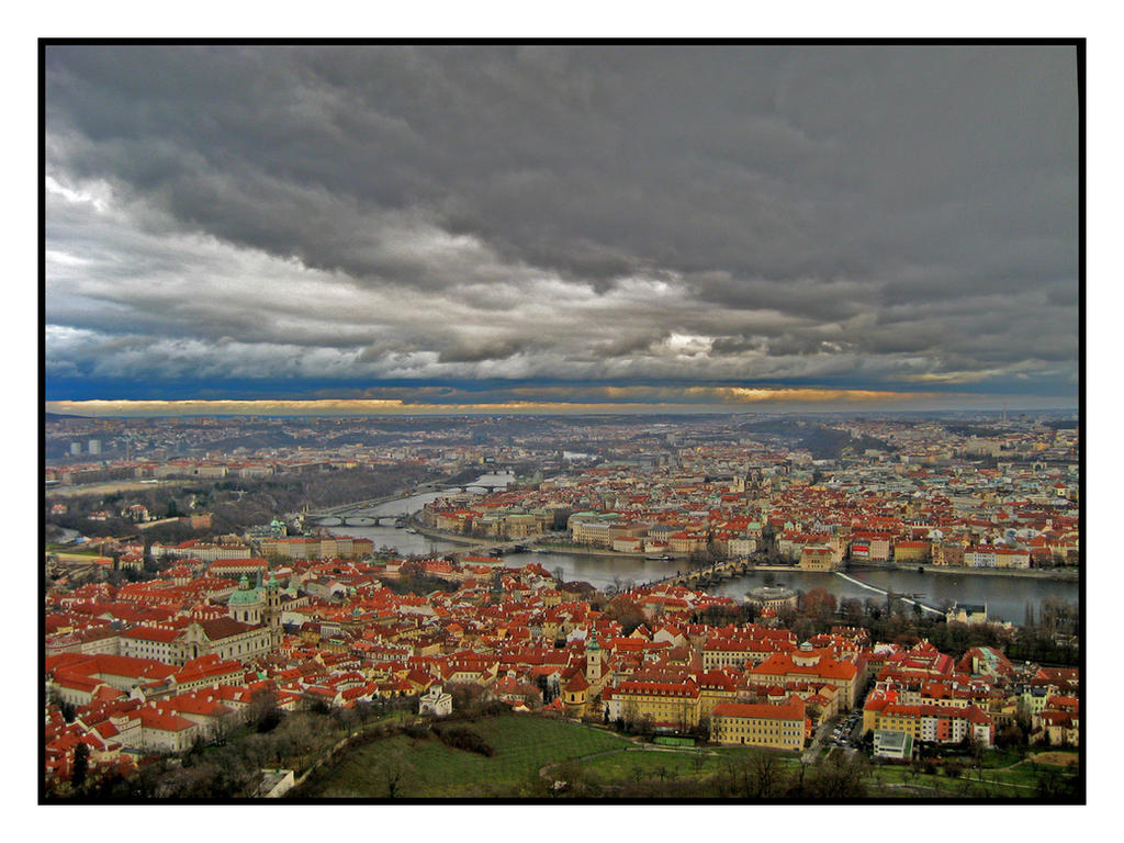 Prague by maxiumas