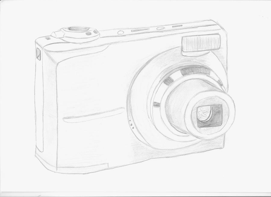 Camera Kodak Easy Share By Tec Wolf On Deviantart
