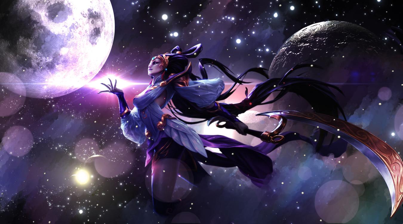 Diana lunar by Sachongo