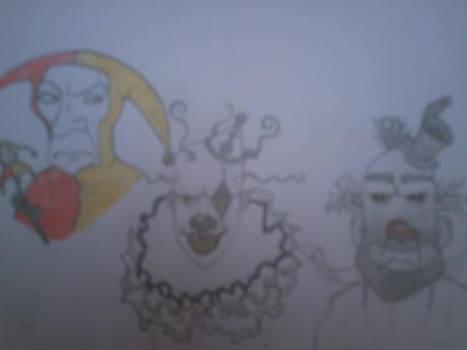Terry Pratchet's Clowns.