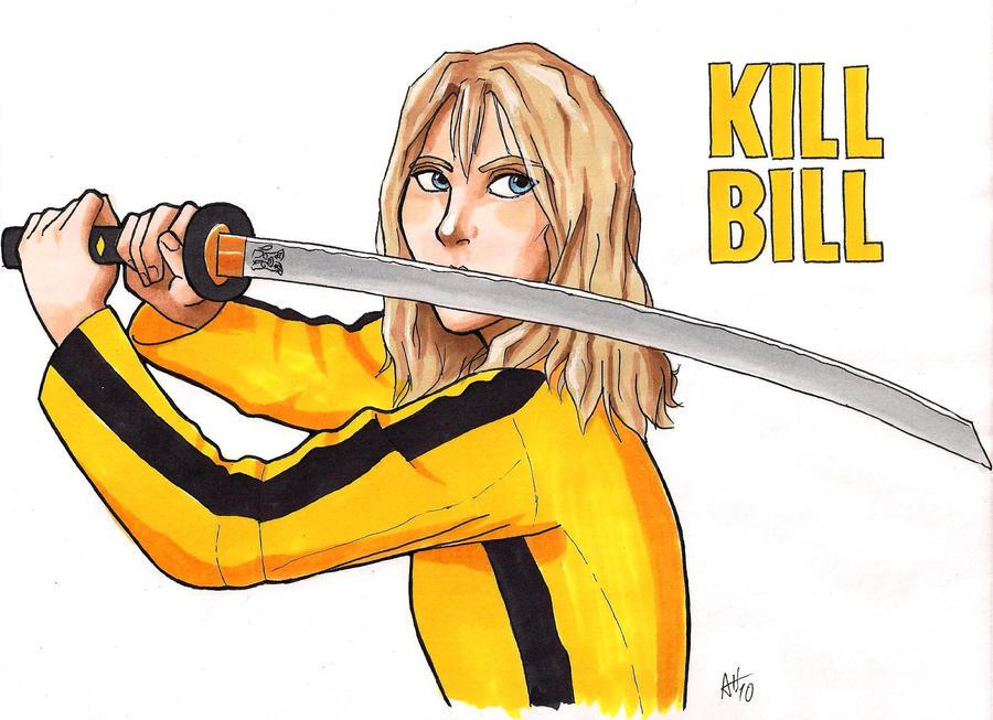 Kill Bill by Sadria